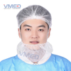 Disposable SPP Non-woven Beard Cover With Head Loop