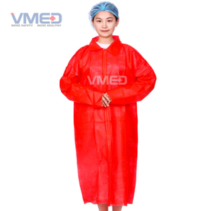 Disposable Safety SMS Lab Coat