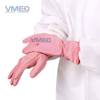 Pink Household Latex Gloves