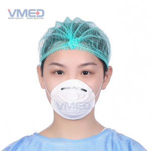 Disposable SPP Non-woven Dust Mask With Head Loop