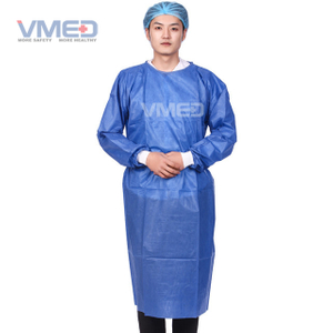 Disposable Non-woven Sterile Surgical Gown