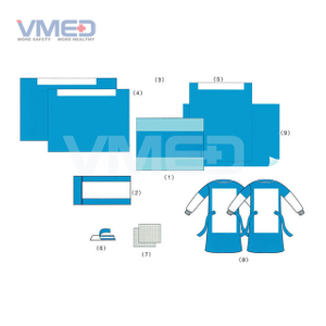 Disposable Sterile General Surgery Pack